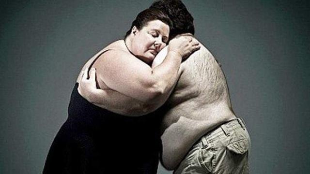 Người béo phì thường gặp rắc rối trong vấn đề tình dục.