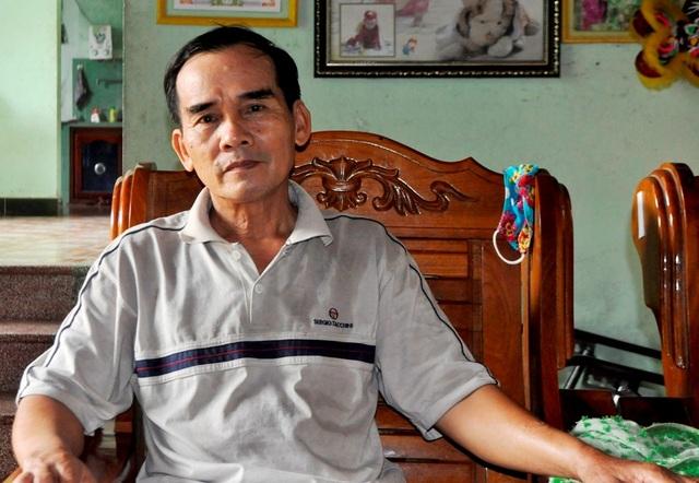 Ông Nguyễn Văn Chân