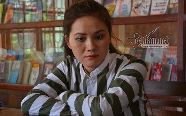 Nước mắt hot girl Hà thành sau cánh cửa trại giam - 1