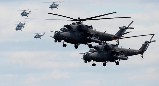 Trực thăng tấn công Mi-35