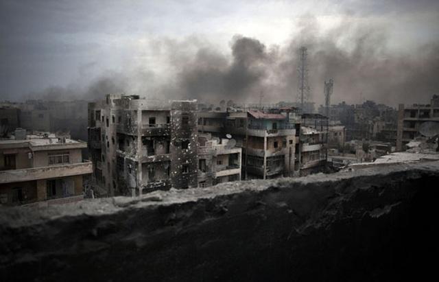 Cuộc chiến Syria: 300 nghìn mạng người và 13 nghìn tỉ USD - 1