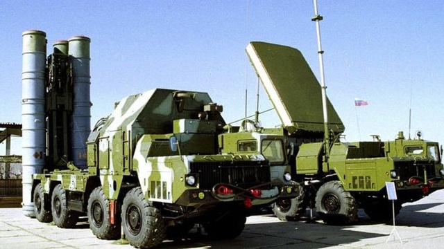 Vũ khí quân sự của Nga. (Nguồn: AP)