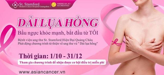 Tự kiểm tra vú - Cơ hội chữa lành ung thư vú - 4