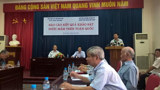 Theo Hội Tiêu chuẩn và Bảo vệ người tiêu dùng Việt Nam, có khoảng 67% mẫu không đạt chỉ tiêu arsen tổng theo quy định của Bộ Y tế.