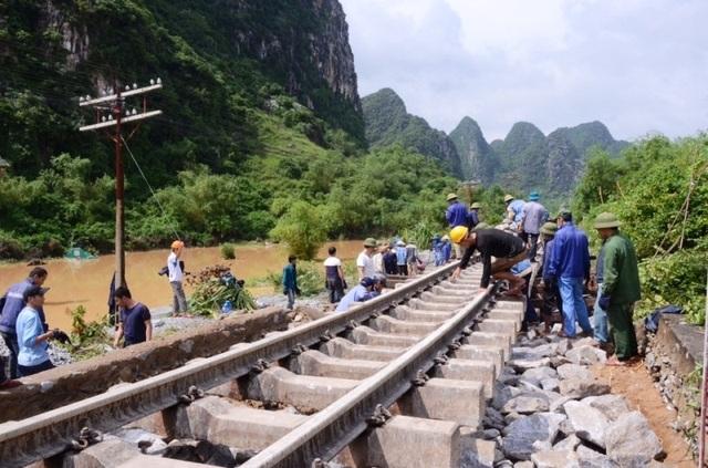 (Ảnh: Công ty CP Đường sắt Quảng Bình)