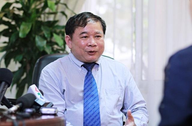 Thứ trưởng Bộ GD-ĐT Bùi Văn Ga. Ảnh: Lê Văn