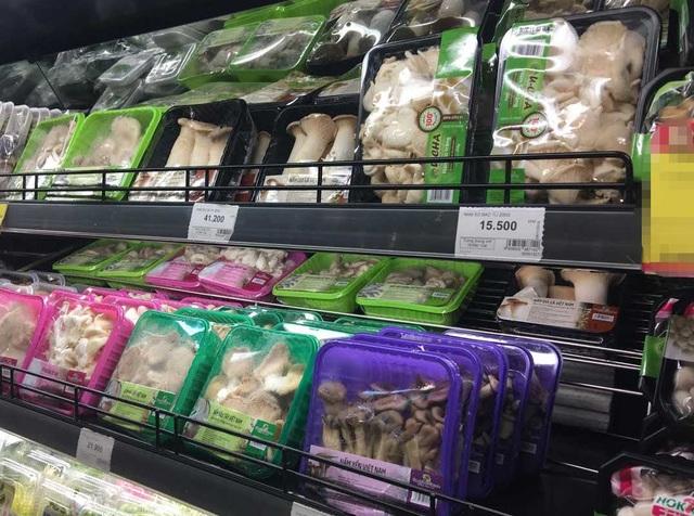 Nhiều siêu thị dừng bán nấm hương tươi để xác minh lại nguồn gốc loại nấm này