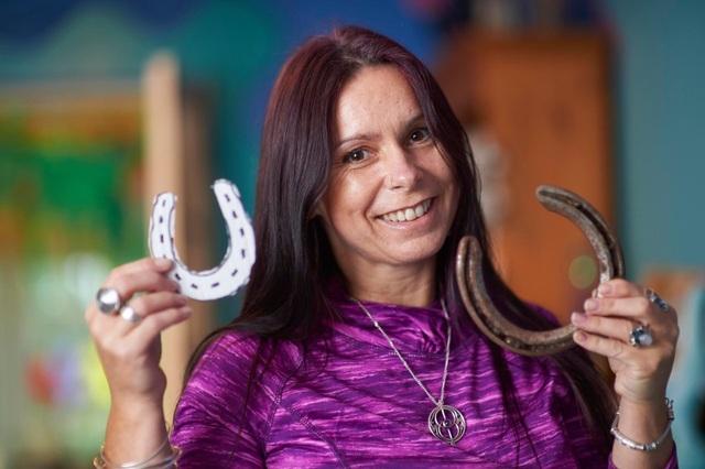 Kate Havord cảm thấy bị linh hồn ngựa nhập trong suốt 7 năm.