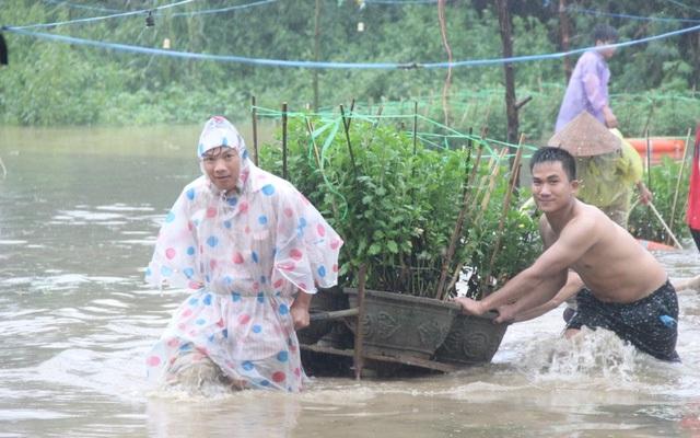 Các tỉnh thuộc khu vực Nam Trung Bộ tiếp tục có mưa lớn trong vài ngày tới (Ảnh minh họa: Bảo An).