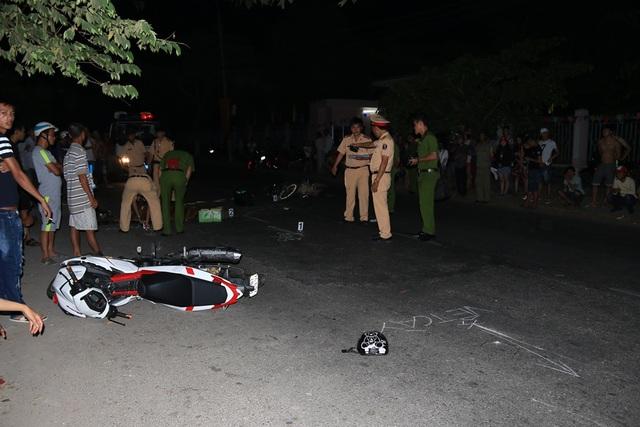 Cảnh sát giao thông Đà Nẵng mở trang Faecbook để tiếp nhận thông về tai nạn giao thông