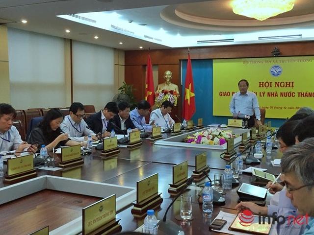 """Bộ trưởng Trương Minh Tuấn: Tránh """"đầu voi đuôi chuột"""" khi xử lý SIM kích hoạt sẵn - 1"""