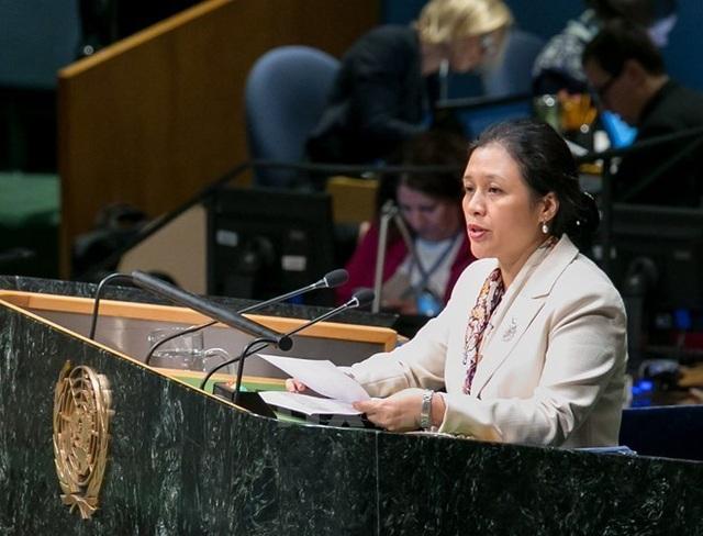 Đại sứ Nguyễn Phương Nga. (Nguồn: TTXVN)