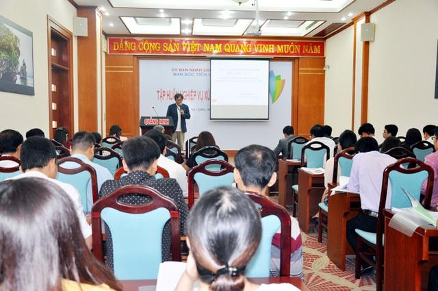 IPA Quảng Ninh: Đổi mới hình thức xúc tiến đầu tư - 1