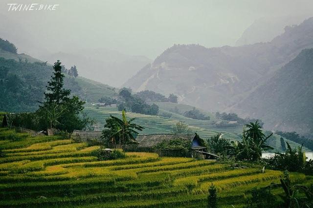 Hình ảnh đất nước Việt Nam thanh bình qua ống kính của David.