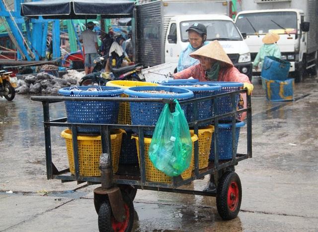 Nhiều nơi đã có mưa to do ảnh hưởng áp thấp nhiệt đới - 4