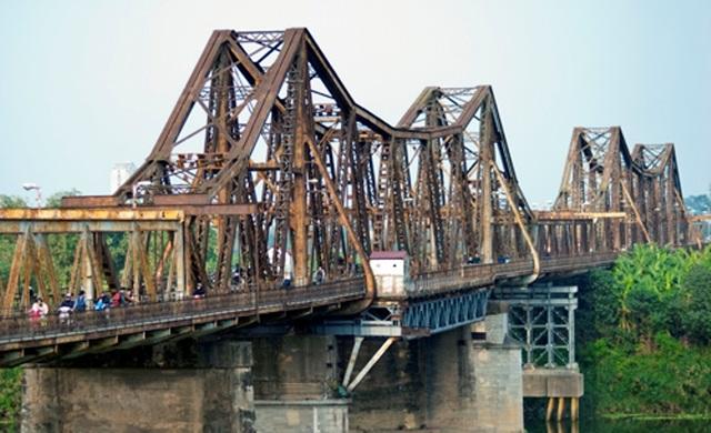 """Những cây cầu giữ kỉ lục """"nhất"""" Việt Nam - 1"""