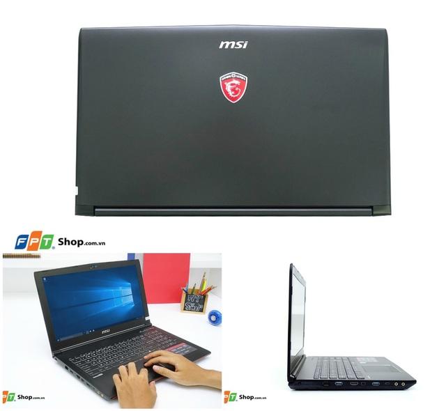 Xem thêm thông tin về bộ ba gaming laptop của MSI tại đây.