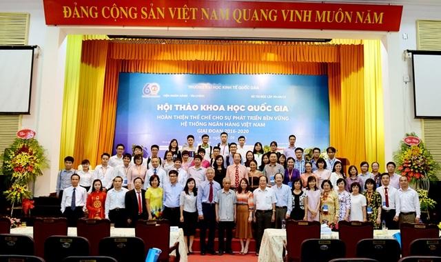 Lễ hội kỷ niệm 60 năm Viện Ngân hàng - Tài chính - 1