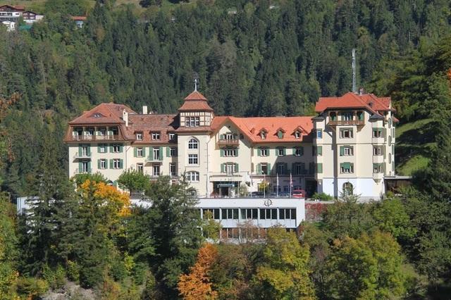 Hội thảo du học Thụy Sĩ - Trường Quản lý khách sạn quốc gia Thụy Sĩ SSTH - 1