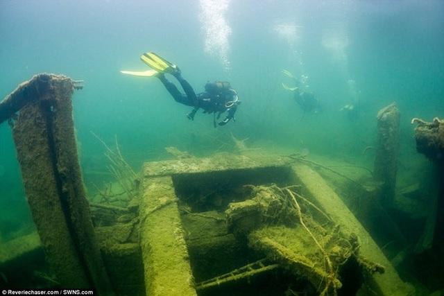 Khám phá nhà tù Rummu - Điểm đến ưa thích của thợ lặn thế giới - 2