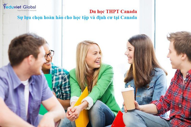 Vì sao nên du học Canada ngay từ bậc trung học phổ thông? - 1