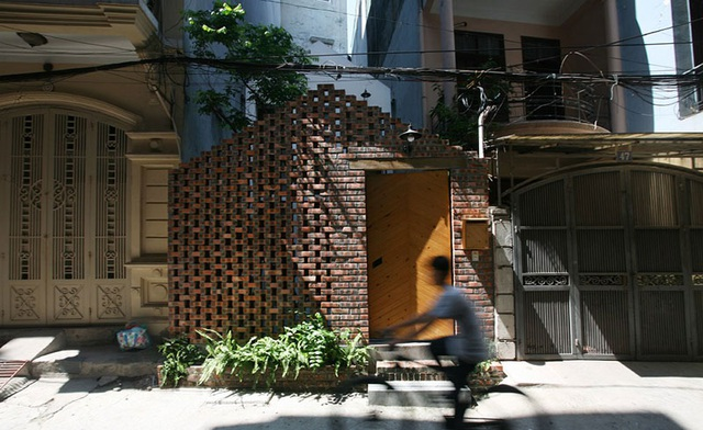 """Chiêm ngưỡng ngôi nhà """"đậm chất thơ"""" tại Hà Nội - 1"""