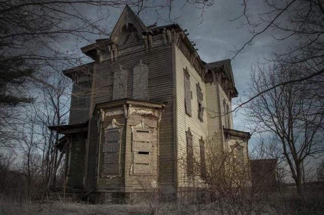 Nhà Seven Gables tại Salem được đưa vào game, truyện kinh dị