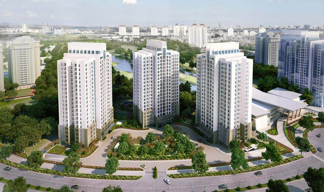 TheLINK L3, L4 Ciputra nằm trong khu đô thị Nam Thăng Long – khu đô thị quốc tế Hà Nội