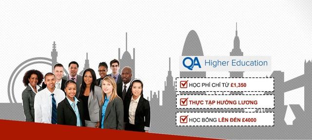 Phỏng vấn học bổng trực tiếp và chương trình thực tập hưởng lương tại Anh quốc - 1