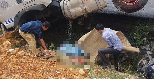 Vụ tai nạn khiến một người tử vong tại chỗ và 4 người khác bị thương nặng (Ảnh: CTV)