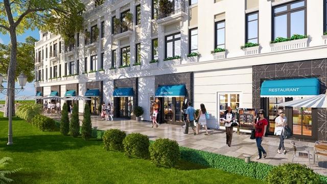 Shophouse - Cơn gió mới đầy hứa hẹn trên thị trường bất động sản Bắc Ninh - 1