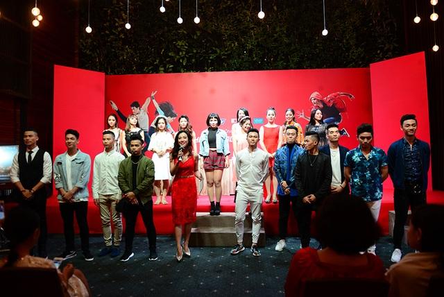Top 20 thí sinh Thử Thách Cùng Bước Nhảy và màn chào sân ấn tượng