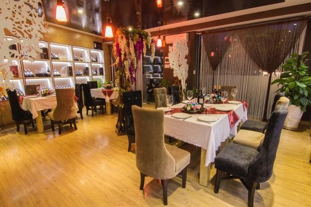 Wine World là nhà hàng rượu vang đẳng cấp tại Vũng Tàu.