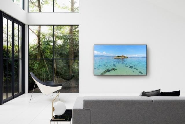 Z9D là mẫu TV mới nhất từ Sony được giới thiệu vào cuối tháng 9 vừa qua