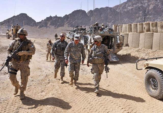 """Lính Mỹ bị """"cơ quan chủ quản"""" đòi nợ - 2"""