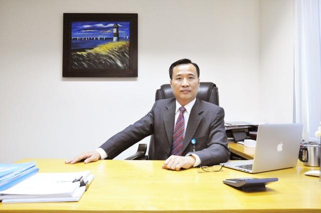 Ảnh: Ông Nguyễn Phú Quý - Phó Tổng Giám đốc Công ty Cổ phần Công nghệ Truyền thông DTS