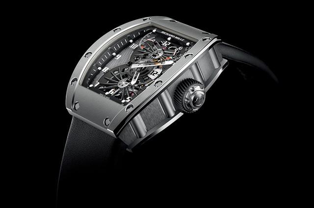 Chiêm ngưỡng đồng hồ Richard Mille hơn 15 tỉ đồng của đại gia Việt - 1