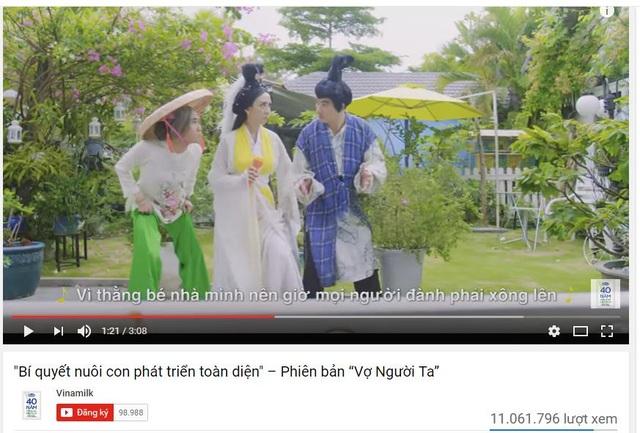 Một clip quảng cáo Việt Nam xếp thứ 2 Châu Á Thái Bình Dương với hơn 10 triệu lượt xem - 1