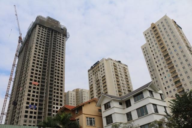 Tòa căn hộ cao cấp CT4 Vimeco trong quần thể Vimeco Nguyễn Chánh