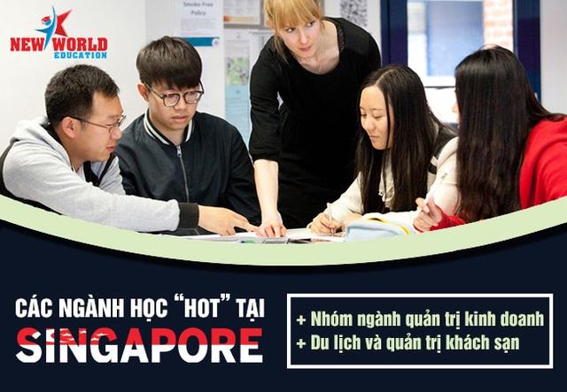 Du học Singapore 2017 – Chọn ngành học cần nhân lực cao trong tương lai - 1