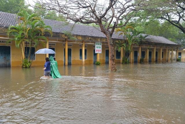 Quảng Nam cảnh báo mưa to, lũ lớn trong vài ngày tới - 4