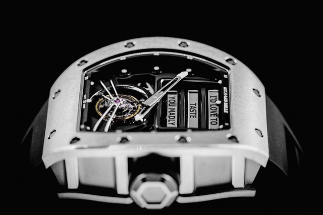 RM 069 - Chiếc đồng hồ dành cho những tay chơi thực thụ - 1