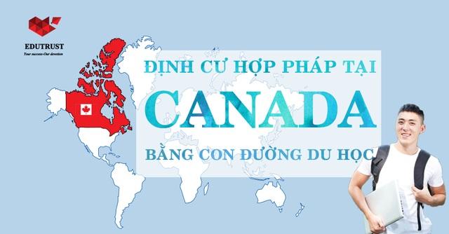 Định cư hợp pháp tại Canada bằng con đường du học - 1