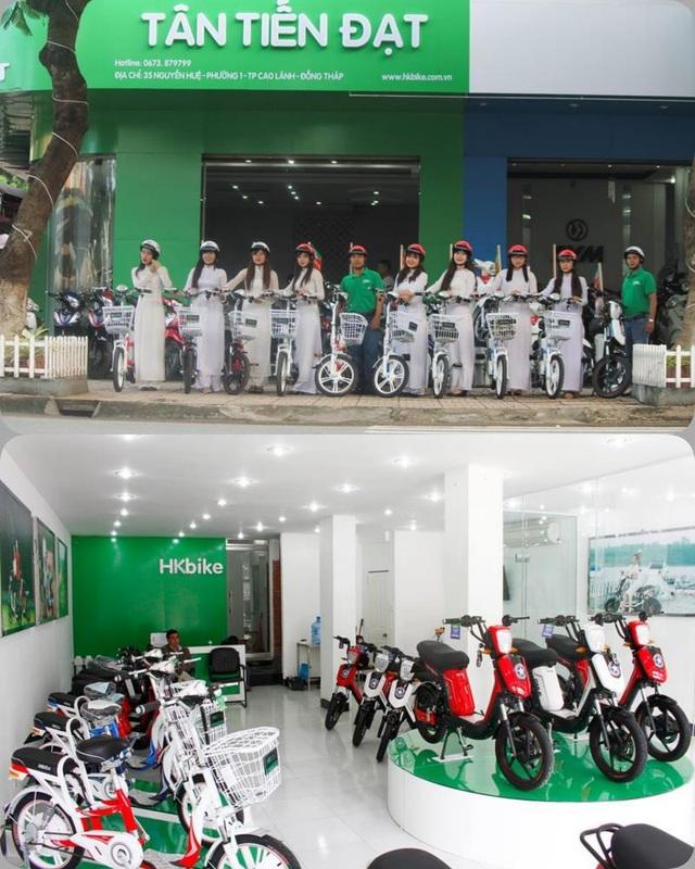 """Sở hữu 230 showroom toàn quốc, """"ông lớn"""" ngành xe điện Việt vẫn đổi tên thương hiệu - 1"""