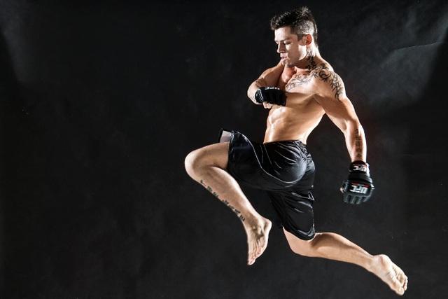 Lý do để bạn tự hào khi tập Muay Thai - 1