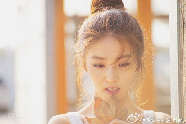 """""""Lạc mất hồn"""" vì nữ sinh trường điện ảnh Thượng Hải - 12"""