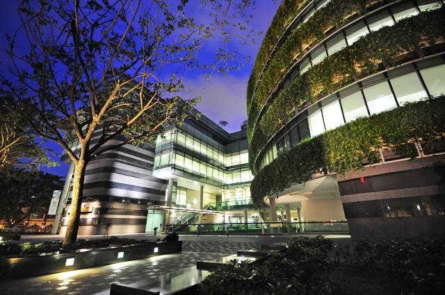 SMU tọa lạc tại trung tâm sôi động, hiện đại của Singapore