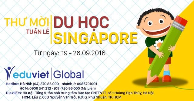 Tuần lễ du học Singapore cùng Đại học Curtin với học bổng hấp dẫn - 3