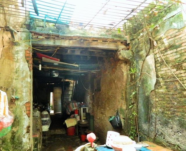Ghé thăm ngôi nhà lưu giữ nét cổ xưa Hà Nội - 2
