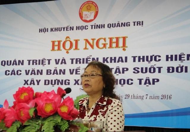 Bà Nguyễn Thị Hồng Vân